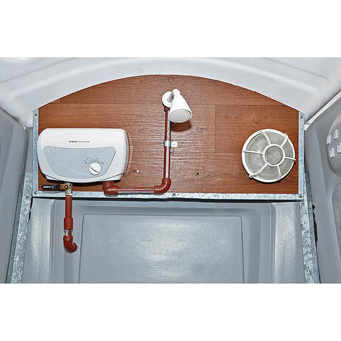 Individual shower module basani regi n central for Ducha electrica chile
