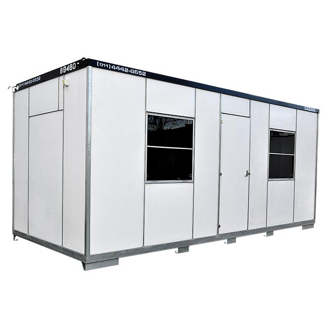Módulo Oficina c/ Baño (BA 13)
