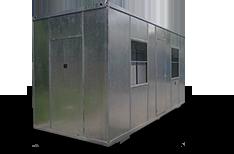 Módulos y oficinas portátiles