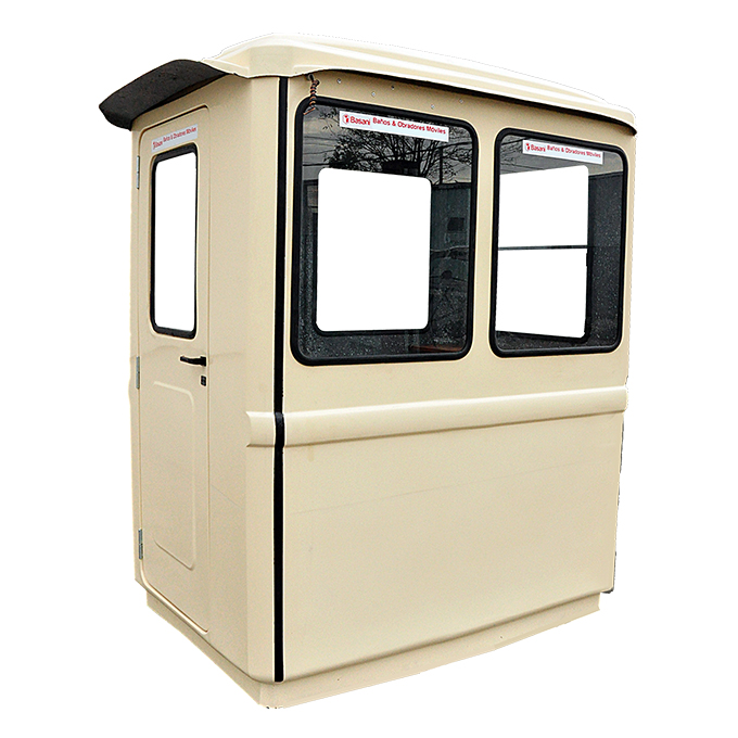 Cabina de Seguridad Doble
