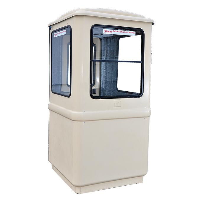 Cabina de Seguridad Simple