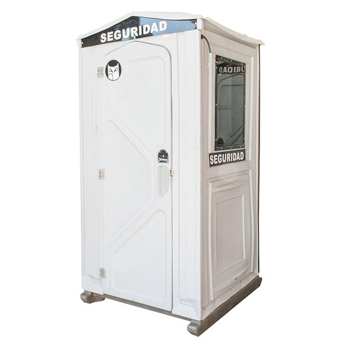 Cabina de Seguridad Simple (CSP)