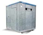 Portable Toilets Modules