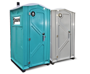 Portable chemical toilets