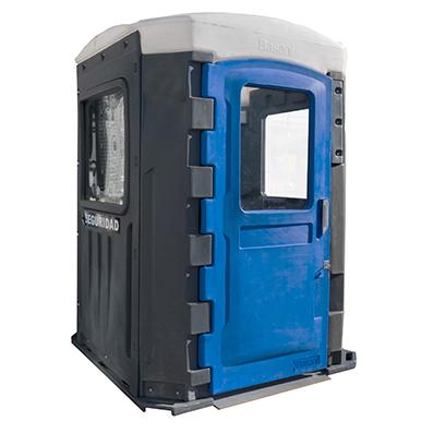 Cabina de Seguridad Doble (Plástica)