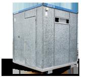 Portable Toilets Modules