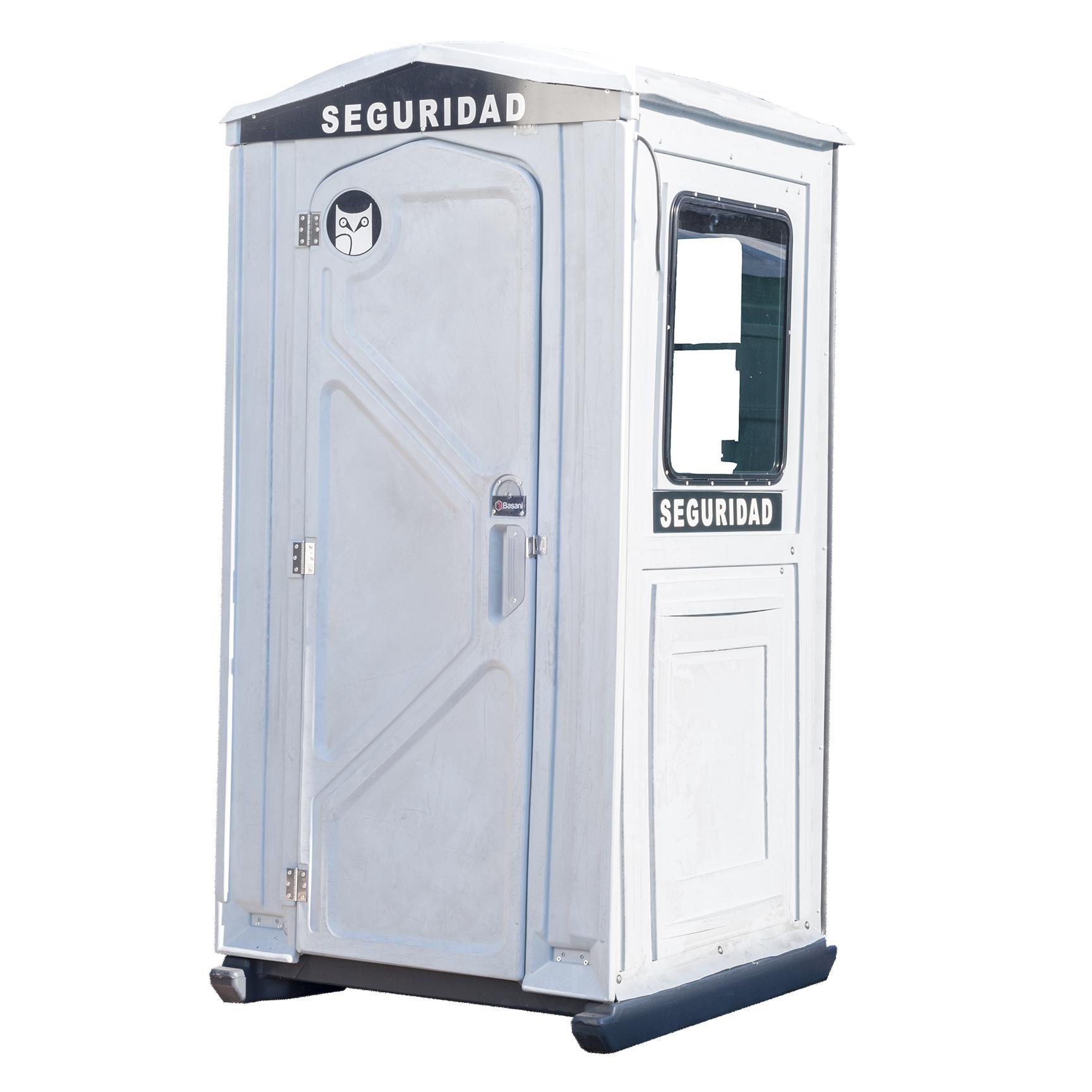 (Esp) Cabina de Seguridad Simple (CSP)